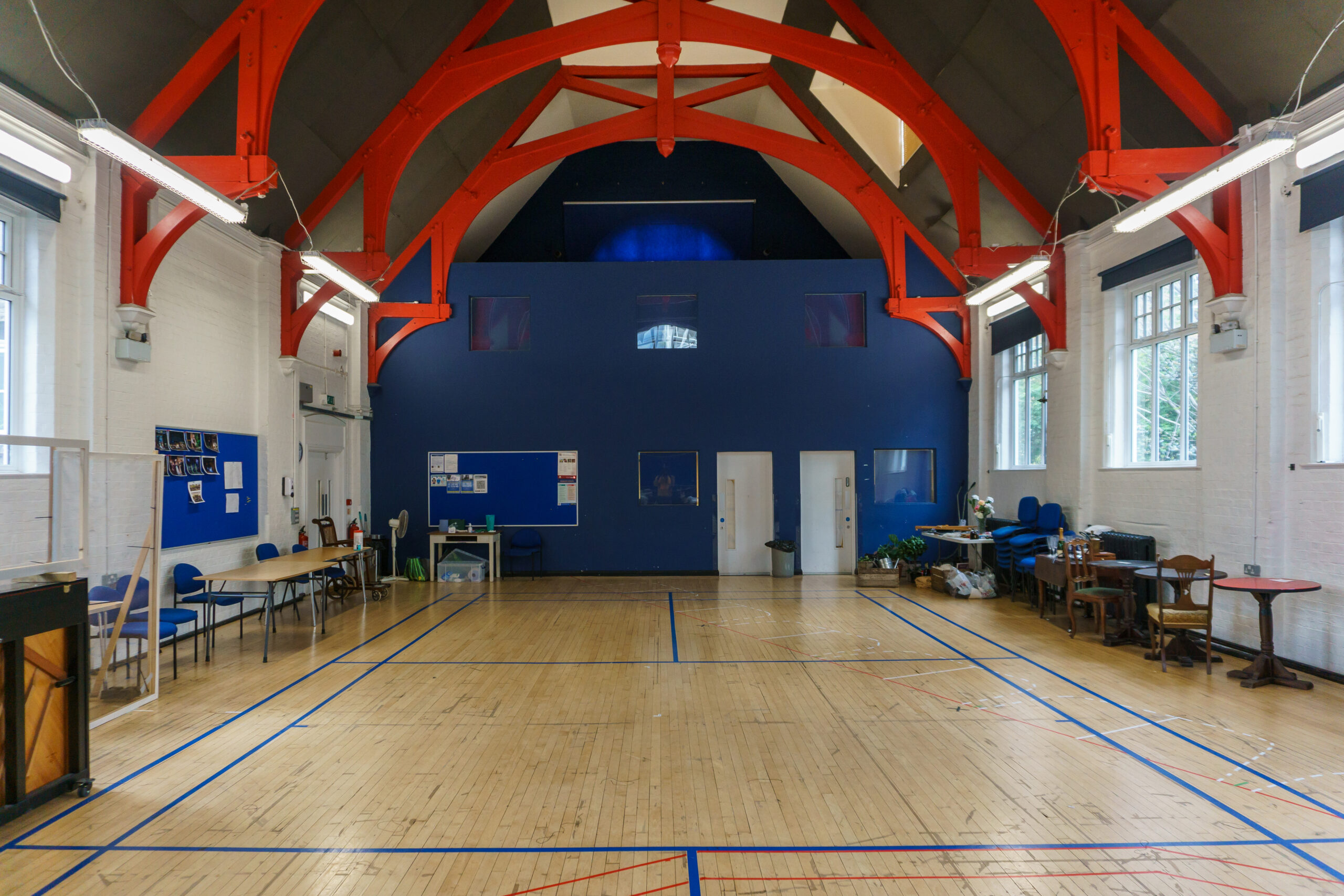Main Hall Left