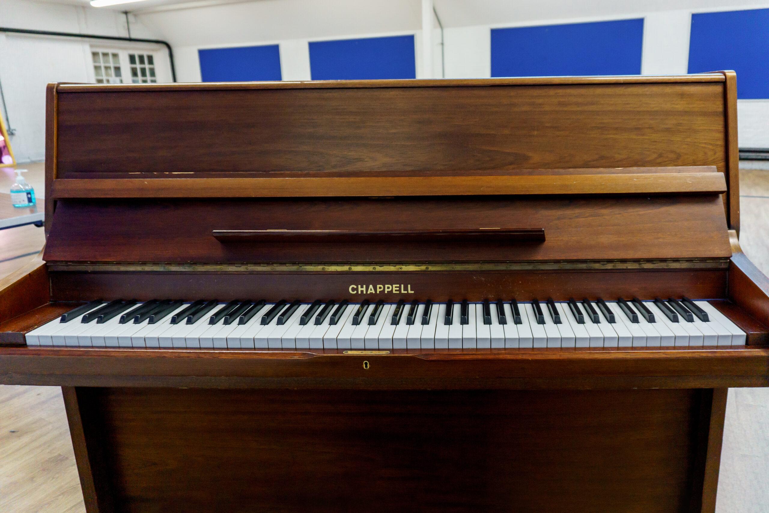 Boy's Club Piano